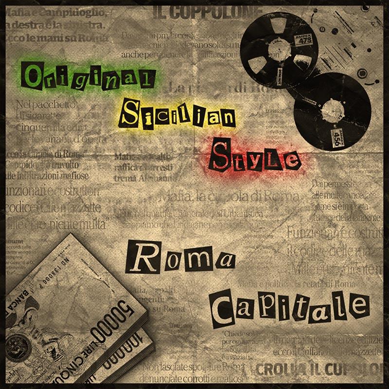 Cover singolo Roma Capitale