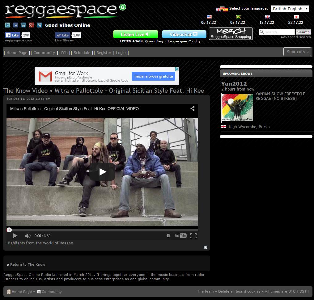 reggaespace
